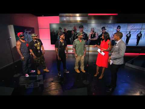 "R&B Group Jagged Edge performs their new single ""Hope!"""