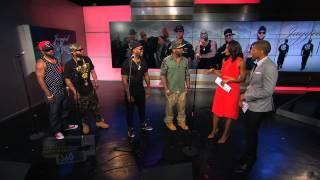 Download lagu R&B Group Jagged Edge performs their new single