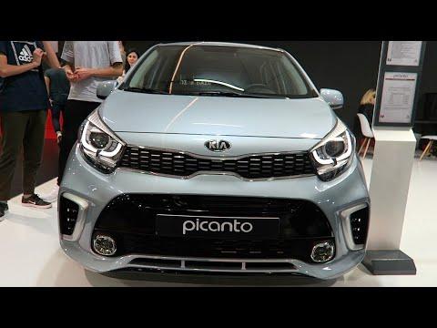 New Kia Picanto 2020 - Exterior & Interior