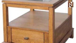 Toluca Lake End Table C2006-02 By Fairmont Designs