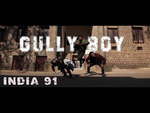 India 91 Ft. MC Altaf | MC TodFod | 100 RBH |Maharya & Noxious D | DANCE COVER | GULLY BOY | PUNE