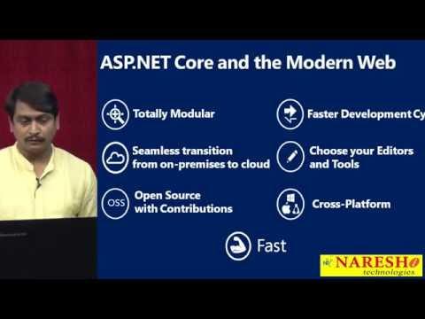 ASP.NET CORE (Formerly ASP.NET 5)