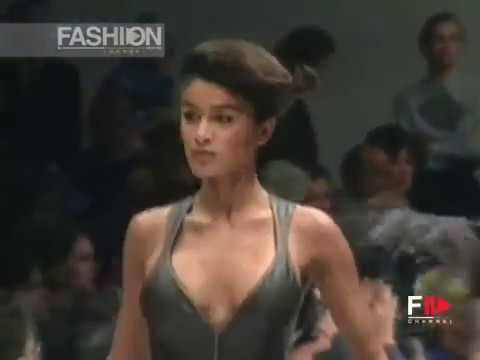 GIANFRANCO FERRÉ Spring Summer 1991 Milan - Fashion Channel
