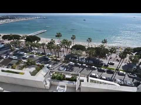 Penthouse Croisette for rent in Cannes - Ref. LACAN-0194