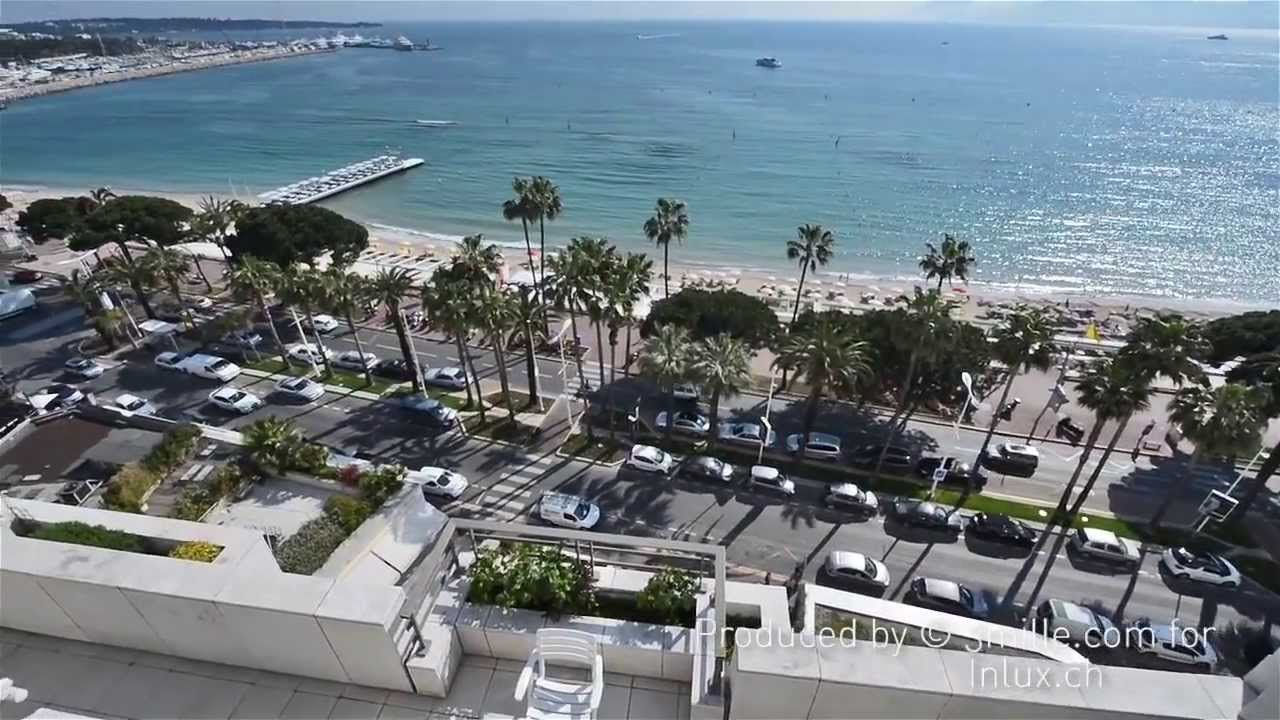 Penthouse Croisette For Rent In Cannes
