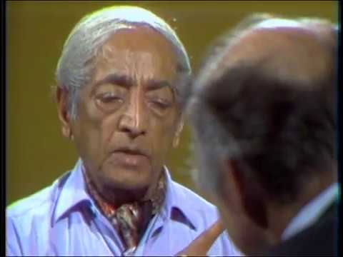 J. Krishnamurti - Beyond Myth & Tradition 12 - What is the religious mind?