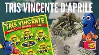 Gratta e Vinci   TRIS VINCENTE D'APRILE   VINCITA MOSTRUOSA !!!