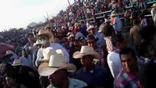 El ambiente en las carreras de San Ignacio Morelos