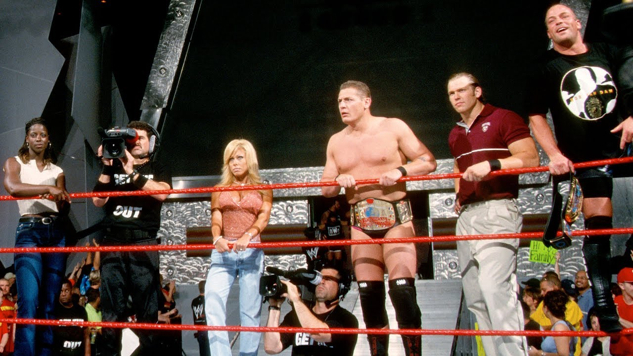 Five Times WWE Famously Hit The Reset Button (And One Time