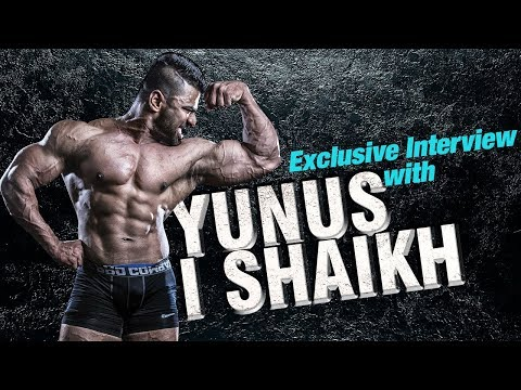 Yunus I. Shaikh (Bodybuilder) Interview with FitnessGuru Magazine