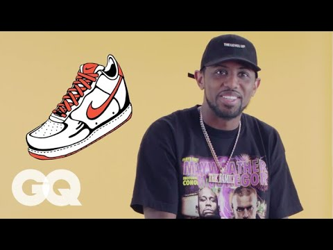 new york 4b4ac 7fa40 Fabolous Explains the History of the Nike Air Force 1   GQ