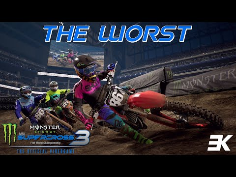 Monster Energy Supercross 3 | Career Mode: Nothing to See There (Part 6)