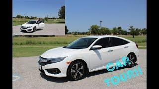 NEW CAR TOUR   2018 Honda Civic Touring