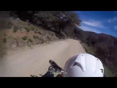 2-up Adventure Riding: Boulder Creek Rd