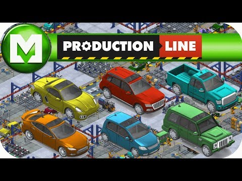 Production Line: Building a Two minute Car - Time to expand the fleet with Mid-Range Cars