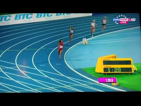 Women's 4x400 Metres Relay IAAF World Relays 2015 - Nassau, Bahamas - Heat 3