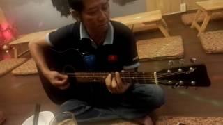 The Phuong guitar - Người Em Xóm Đạo guitar ngẫu hứng