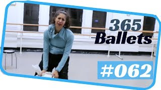 Do I have the flu-  Ballet solo female performance -ballet choreography. New york city -ballet 062