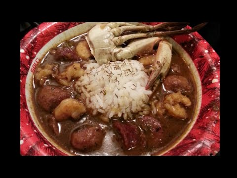 How to make New Orleans Gumbo