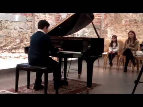 C. Czerny op.849, n29- Διαγωνισμός Πιάνου 2017- Αλεξόπουλος Ηρ.