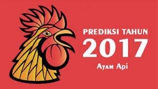 HEBAT!! Prediksi Kondisi Dunia di Tahun Ayam Api 2017