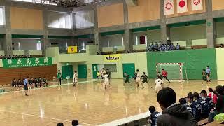 2019高校選抜 不来方VS関東第一 前半②