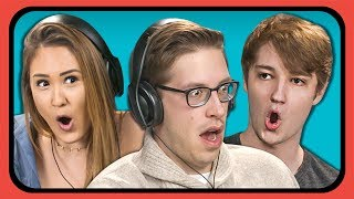YouTubers React To Try Not To Feel Good Challenge