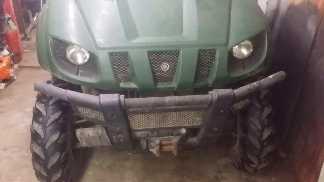 Rhino 660 Rear Axle Oil Change Youtube Yamaha Fuel Filter