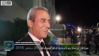 بالفيديو| صبرى فواز عن ضحايا رشيد: بلاش يتحرقوا فى قطر الصعيد