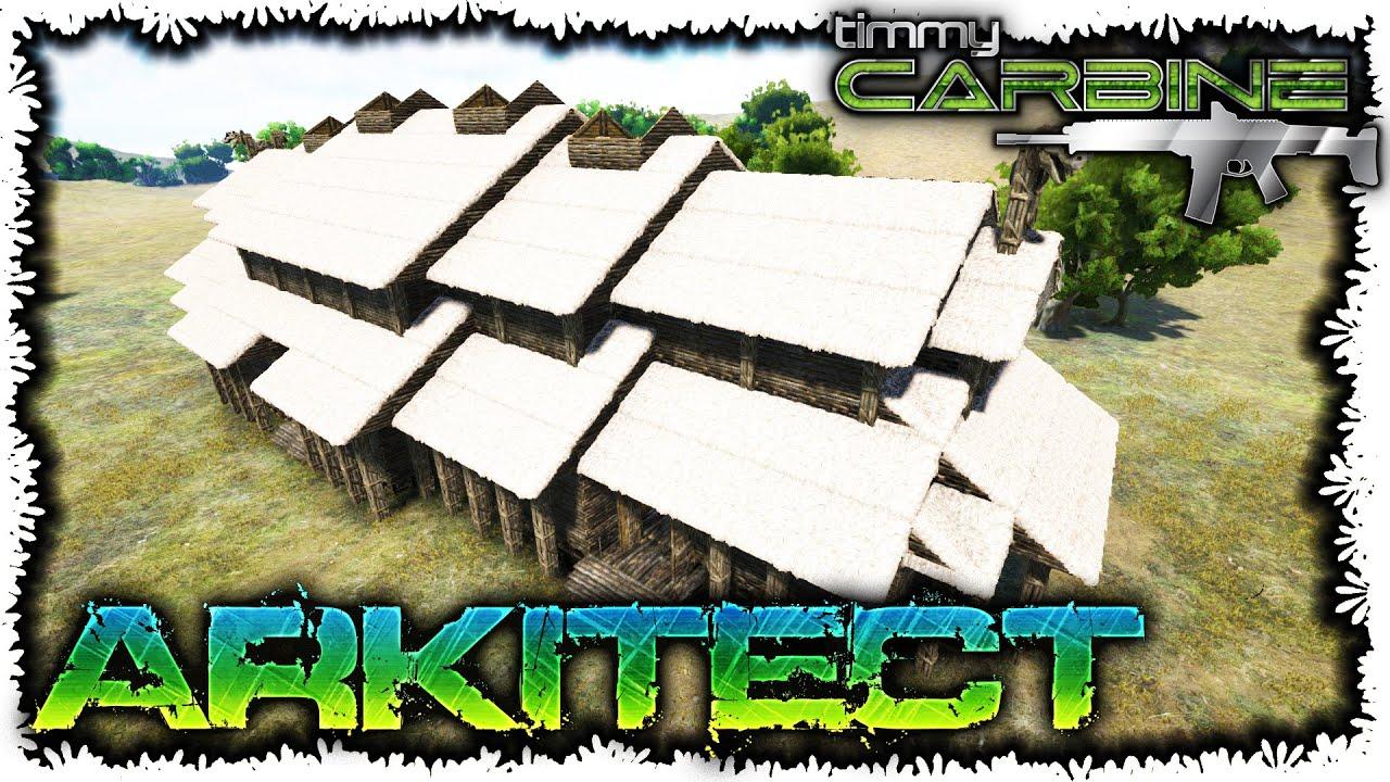 How To Build A House On Ark