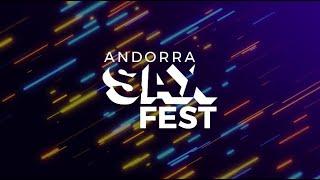 ANDORRA SAX FEST 2021 PROMO