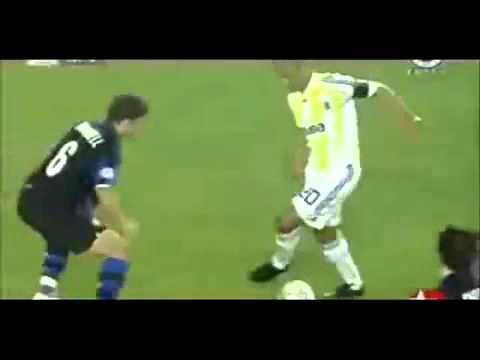 Fenerbahçe 1-0 İnter / Deivid - Mükemmel Gol