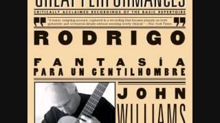 Joaquín Rodrigo - Fantasia para un gentilhombre