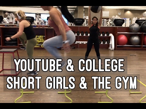 Short girls in the gym | Youtube & College | Boss Babes Meet up | EVOLVE Episode 30