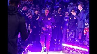 Opening Night Introductions | New York Knicks | MSG Networks