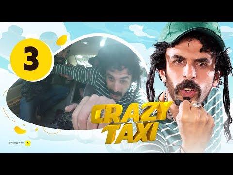 Crazy Taxi HD | كريزى تاكسي الحلقة الثالثة | سائق التاكسي الإسرائيلى