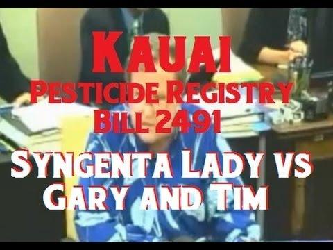 Syngenta Lady vs Gary Hooser and Tim Bynum