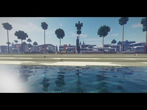 Minecraft - Modern Beach Neighborhood
