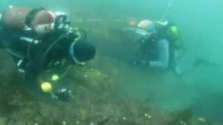 Hallan restos de la Armada Invencible española