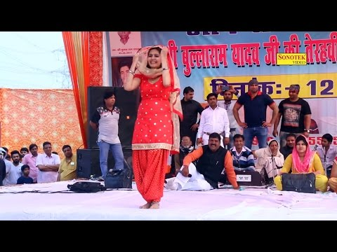 Chatak Matak | चटक मटक | Sapna Haryanvi Dance | Sapna New Live Dance  2018 | New Dj Song | Trimurti