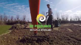 Velosolutions Benelux asfalt pumptrack Oostkapelle camping de Pekelinge