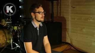Уроки на барабанах  - отзыв Макса Васильева ( ученик DRUMSCHOOL)