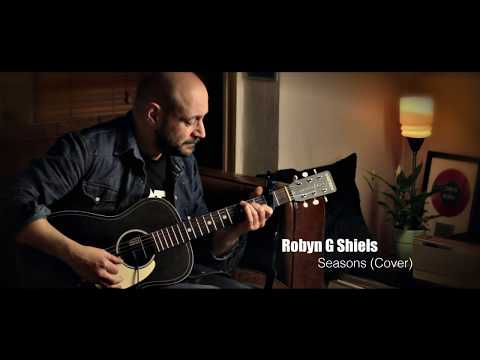 Robyn G Shiels - Seasons (Future Islands Cover)