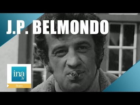 Jean-Paul Belmondo 'Je suis un acteur sans prix' | Archive INA