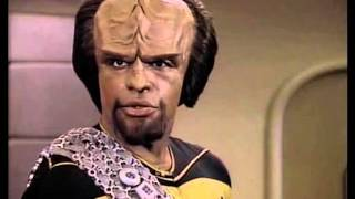 Repeat youtube video 25 great worf son of mogh quotes