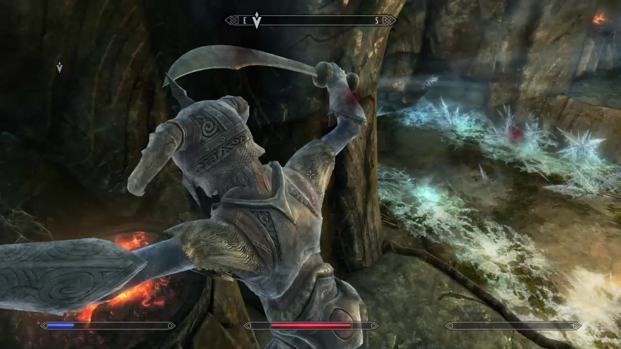 Skyrim Kill Malkoran Youtube