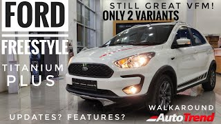 2021 Ford Freestyle Titanium Plus - Most Detailed Walkaround Review!