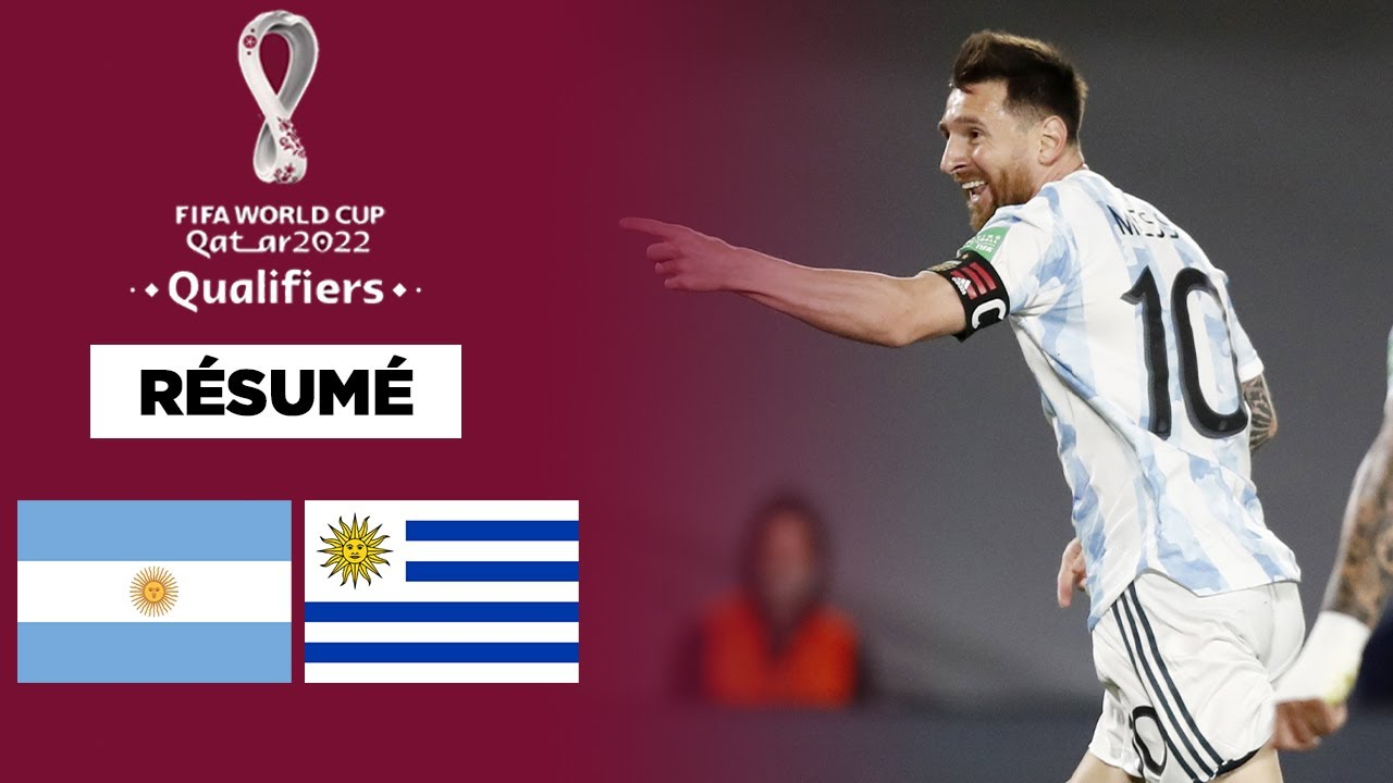 Download Résumé : En état de grâce, l'Argentine de Messi écrase l'Uruguay