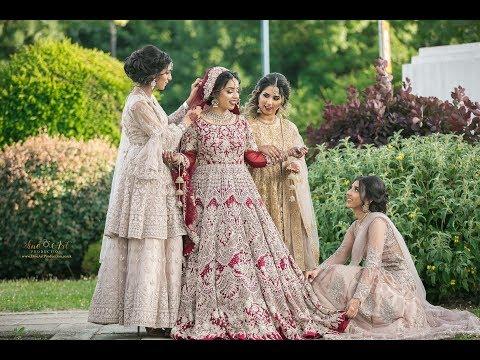 Pakistani Wedding - Royal Nawaab London - Female Photographer & Videographer