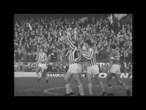 30/12/1973 - Serie A - Sampdoria-Juventus 1-2